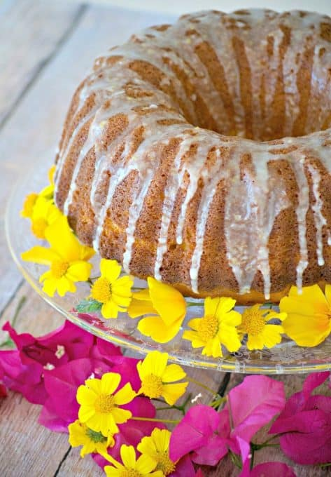 This Easy Lemon Cake Is Made With A Mix Gelatin And Kroger