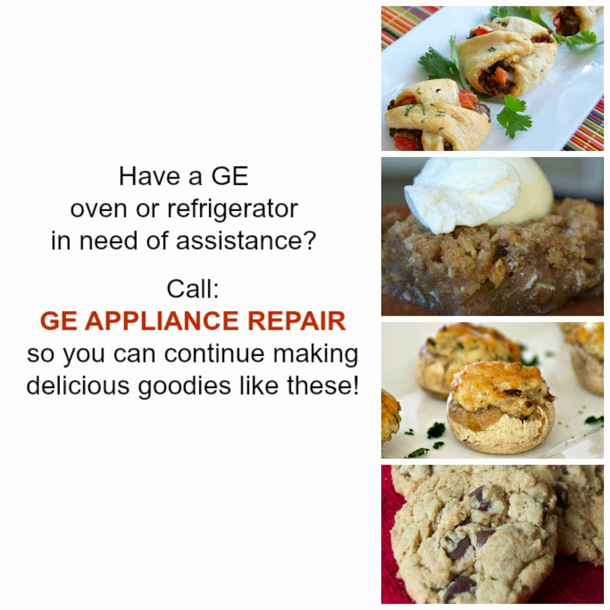Have your General Electric Appliance repaired quickly and accurately by factory-trained technician in your area by GE Appliance Repair.