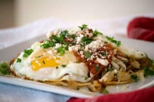 Loaded Huevos Rancheros