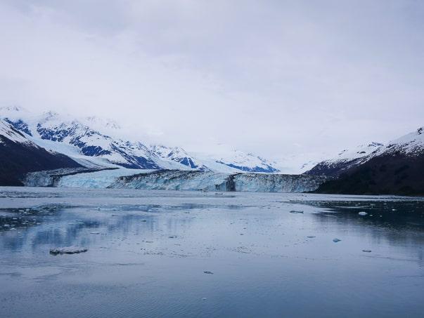 College Fjord Glacier