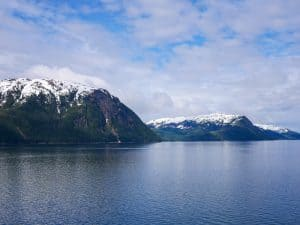 Beautiful mountains of Alaska- What to Pack for an Alaska Cruise