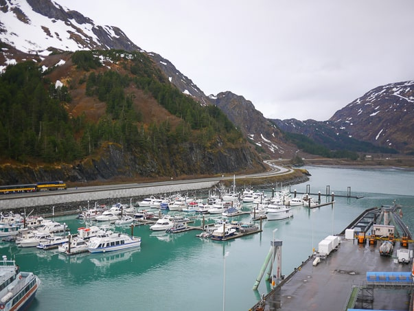 Port of Whittier, Alaska