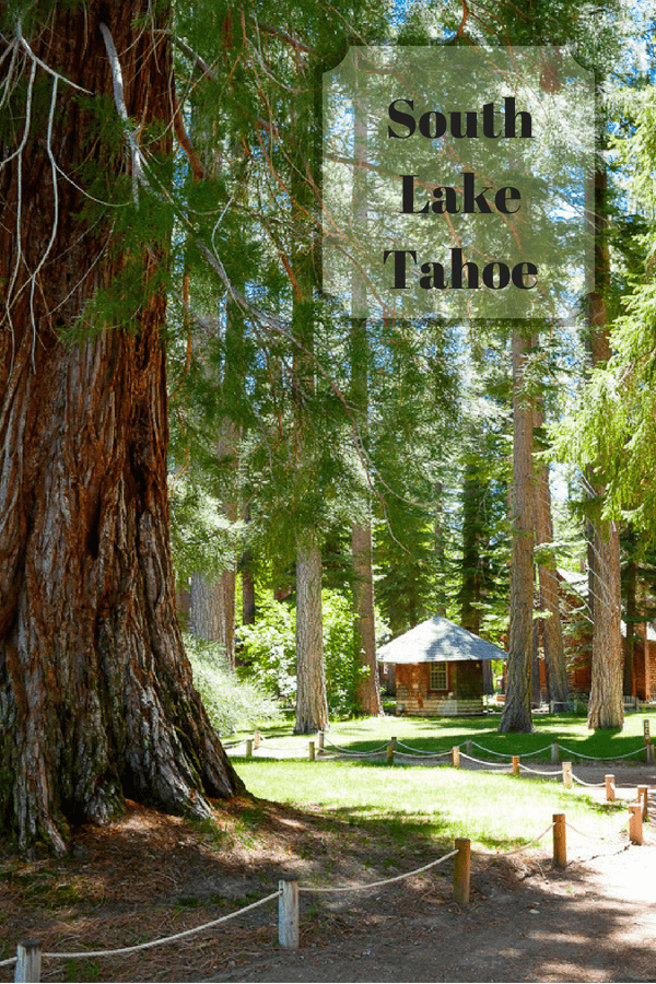 Tallac Historic Site in South Lake Tahoe