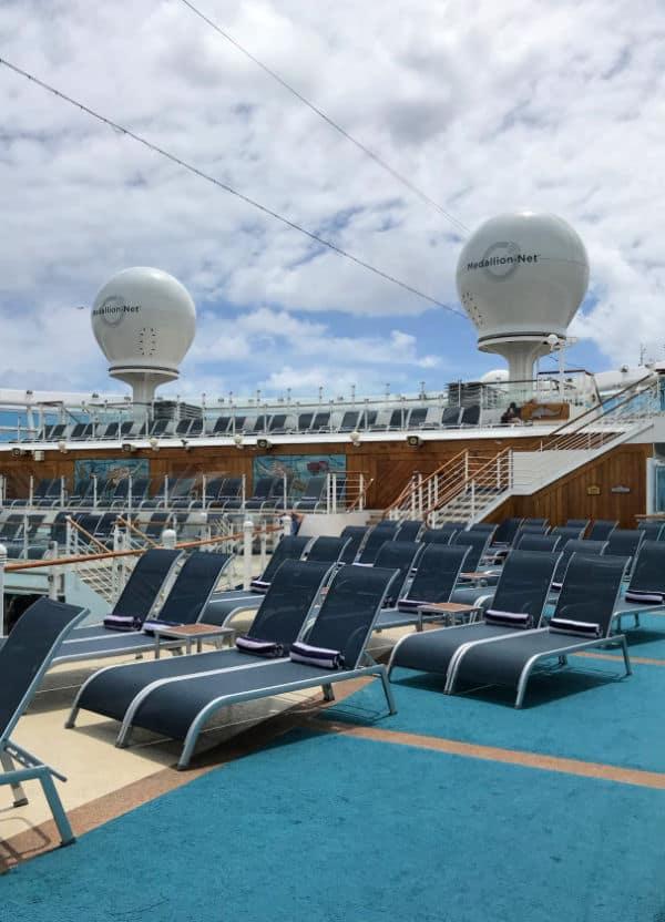 Princess Cruises MedallionNet