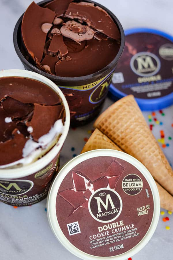 Magnum Double Tubs Ice Cream