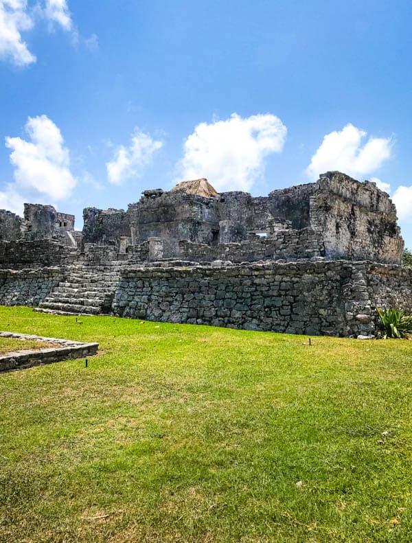 Tulum, Mexico ruins.