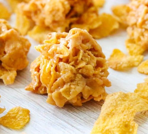 Easy Cornflake Cookies No Corn Syrup 365 Days Of Baking And More