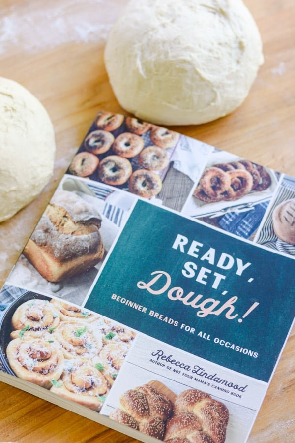 Rebecca Lindamood's cookbook - Ready, Set, Dough!