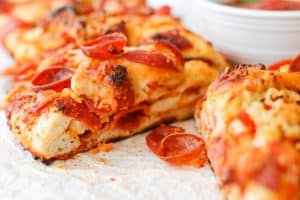 Pepperoni Bread Twist