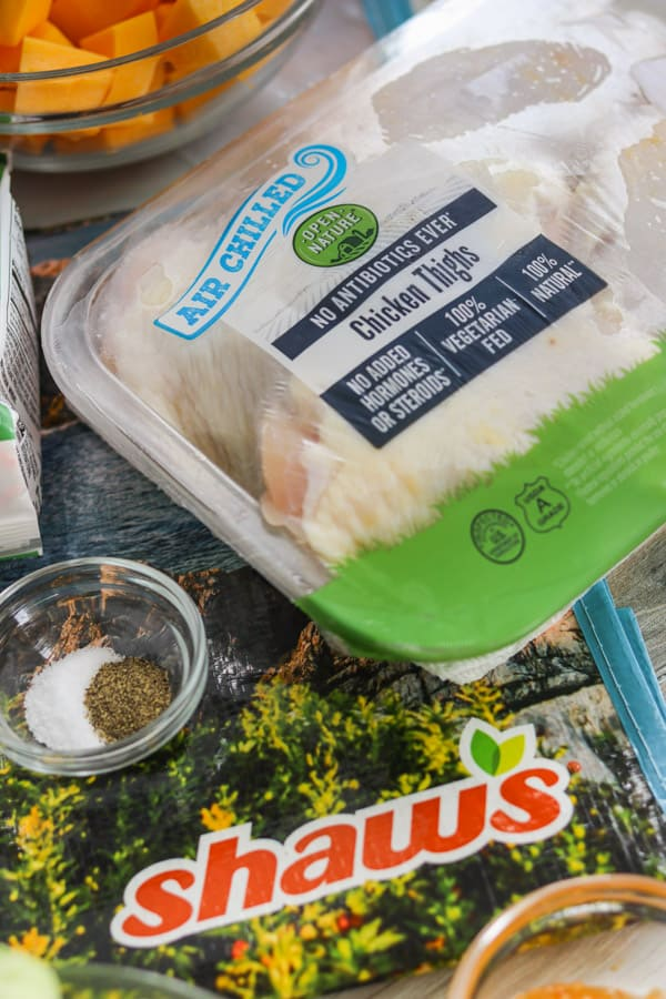 Open Nature Air Chilled Chicken Thighs