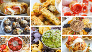 Easy and delicious recipes to enjoy while watching the big game!