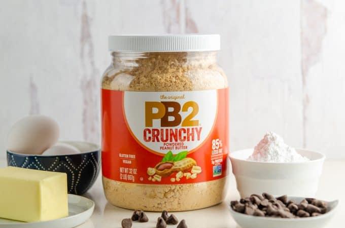 PB2 Crunchy Peanut Butter