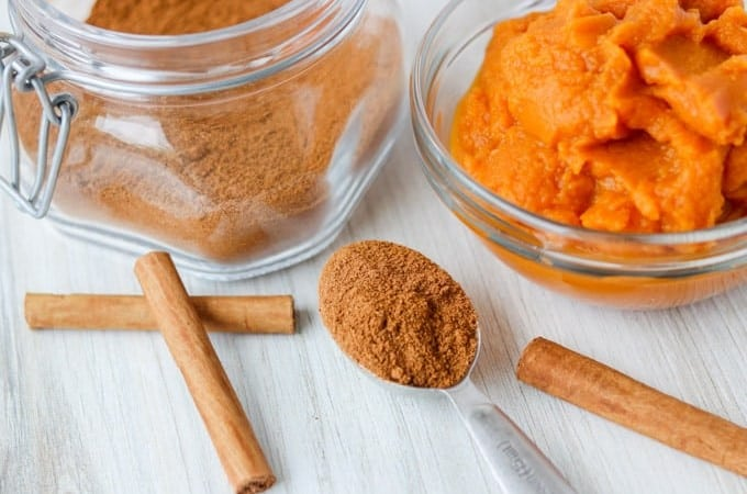Use this easy DIY Pumpkin Spice for all your delicious pumpkin recipes.